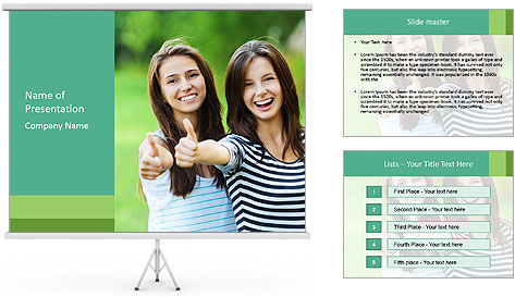 0000071731 PowerPoint Template