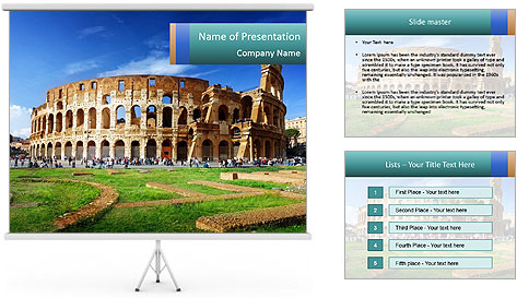 0000071735 PowerPoint Template