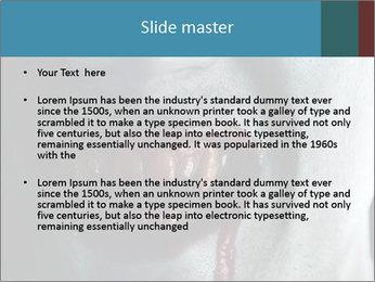 0000071767 PowerPoint Templates - Slide 2