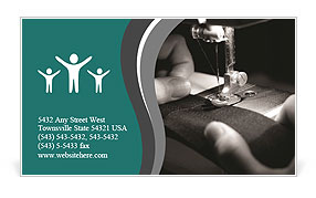 0000071791 Business Card Template