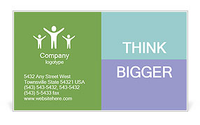 0000071797 Business Card Template
