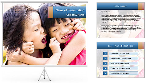 0000071801 PowerPoint Template
