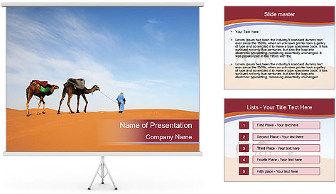 0000071805 PowerPoint Template