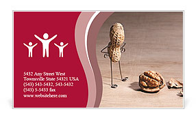 0000071810 Business Card Template