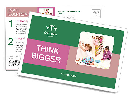 0000071875 Postcard Template