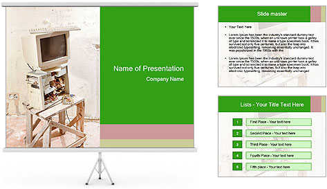 0000071891 PowerPoint Template