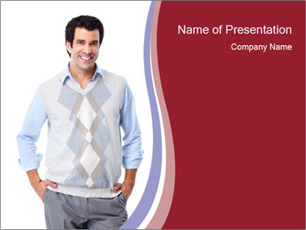 0000071900 PowerPoint Template - Slide 1