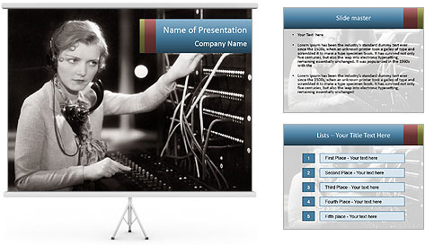 0000071905 PowerPoint Template