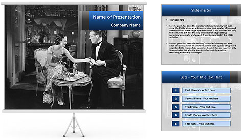 0000071919 PowerPoint Template