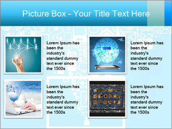 0000071929 PowerPoint Templates - Slide 14