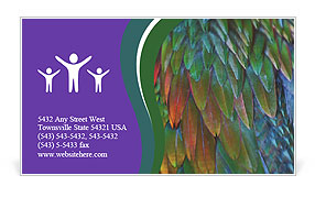 0000071943 Business Card Template