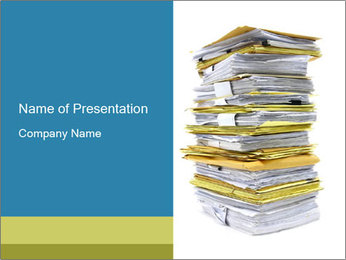 0000071996 PowerPoint Template - Slide 1