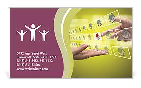 0000072010 Business Card Templates