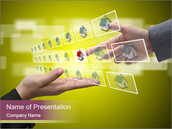 0000072010 PowerPoint Template - Slide 1