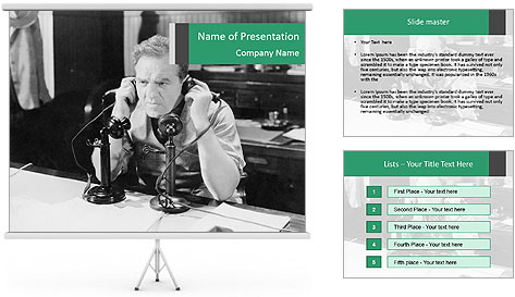 0000072013 PowerPoint Template