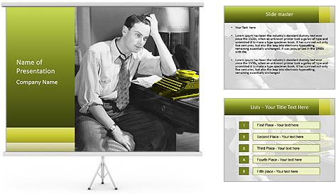 0000072014 PowerPoint Template