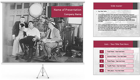 0000072025 PowerPoint Template