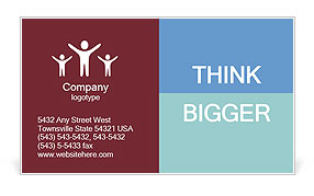 0000072029 Business Card Template