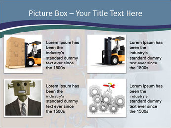 0000072054 PowerPoint Template - Slide 14