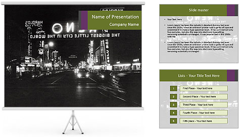 0000072056 PowerPoint Template