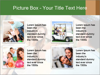 0000072075 PowerPoint Template - Slide 14