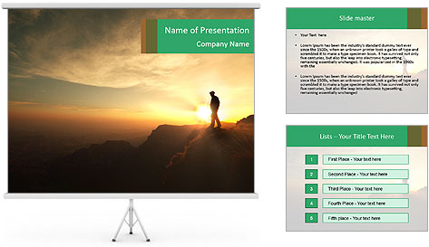 0000072087 PowerPoint Template