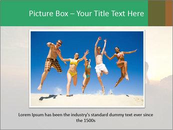 0000072087 PowerPoint Template - Slide 15