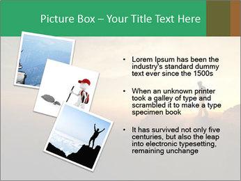 0000072087 PowerPoint Template - Slide 17