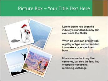 0000072087 PowerPoint Templates - Slide 23