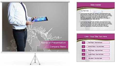 0000072100 PowerPoint Template
