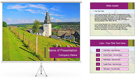 0000072105 PowerPoint Template