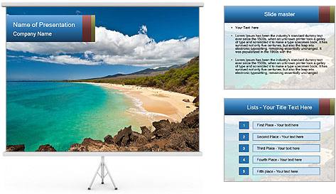 0000072110 PowerPoint Template
