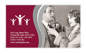 0000072113 Business Card Template