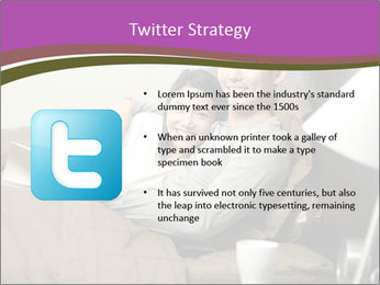 0000072117 PowerPoint Template - Slide 9