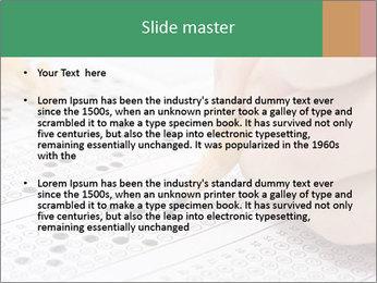 0000072192 PowerPoint Templates - Slide 2