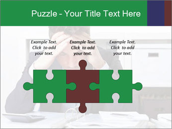 0000072193 PowerPoint Templates - Slide 42