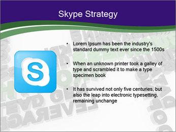 0000072195 PowerPoint Template - Slide 8