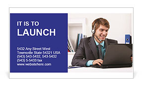 0000072198 Business Card Template