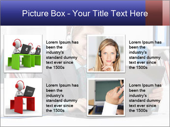 0000072198 PowerPoint Template - Slide 14