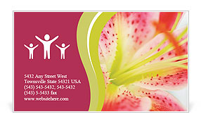 0000072199 Business Card Template