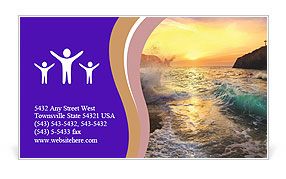 0000072214 Business Card Template