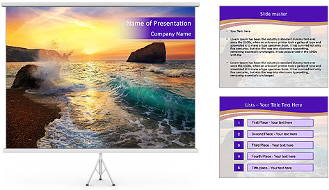 0000072214 PowerPoint Template