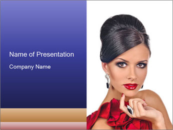 0000072215 PowerPoint Template - Slide 1