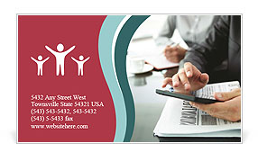 0000072217 Business Card Template