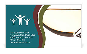 0000072222 Business Card Template