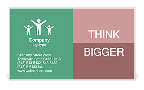 0000072243 Business Card Template
