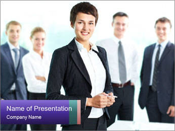 0000072260 PowerPoint Template - Slide 1
