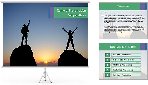 0000072271 PowerPoint Template