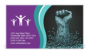0000072272 Business Card Template