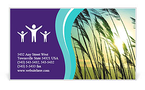 0000072274 Business Card Template